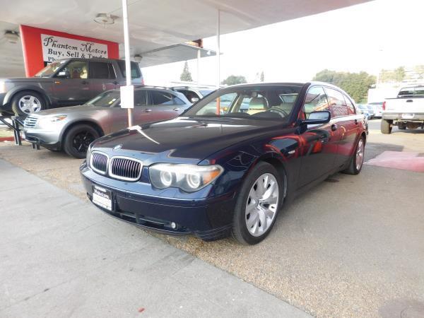 BMW 745LI 745LI
