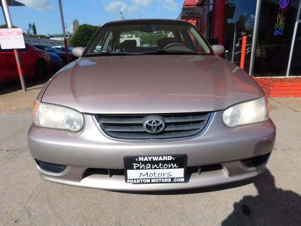 Awesome 2001 TOYOTA COROLLA LE