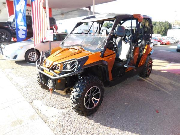 CAN-AM COMMANDER MAX LIMITED 1000
