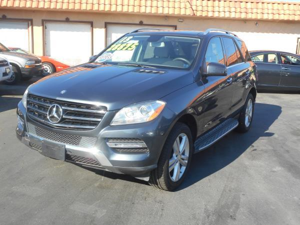 MERCEDES-BENZ ML350 ML350