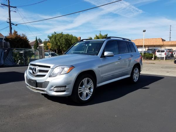 MERCEDES-BENZ GLK350 4MATIC GLK350 4MATIC