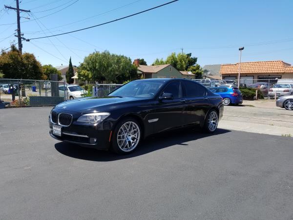 BMW 750I 750I