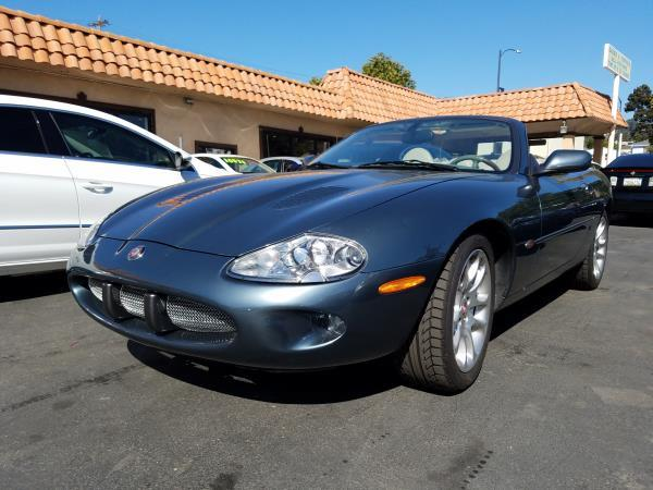 JAGUAR XKR BASE