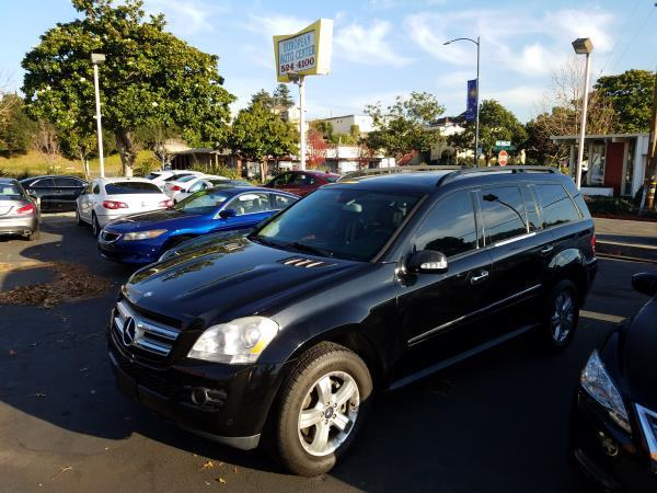 MERCEDES-BENZ GL450 GL450 4MATIC