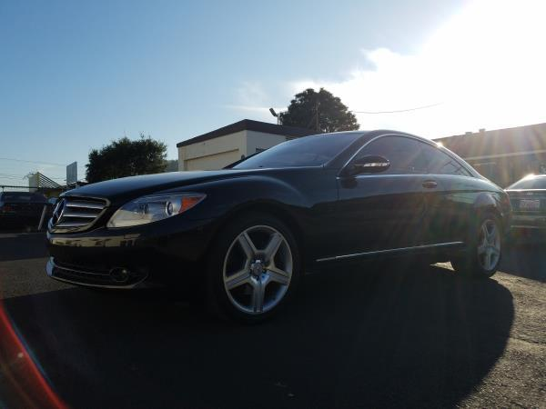MERCEDES-BENZ CL550 CL550