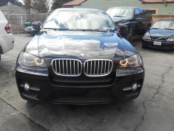 BMW X6 XDRIVE35I