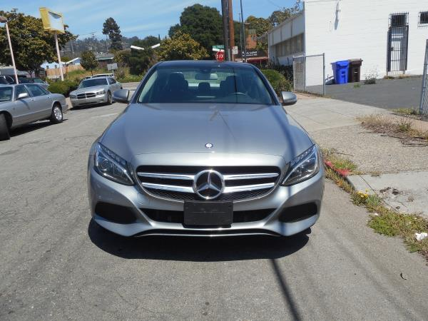 MERCEDES-BENZ C300 4MATIC C300 4MATIC