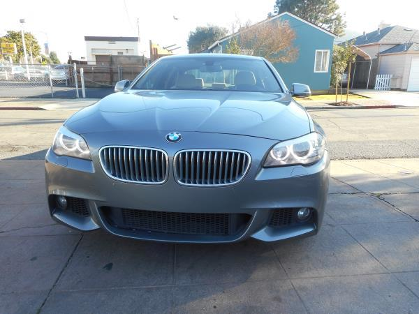 BMW 550I 550I