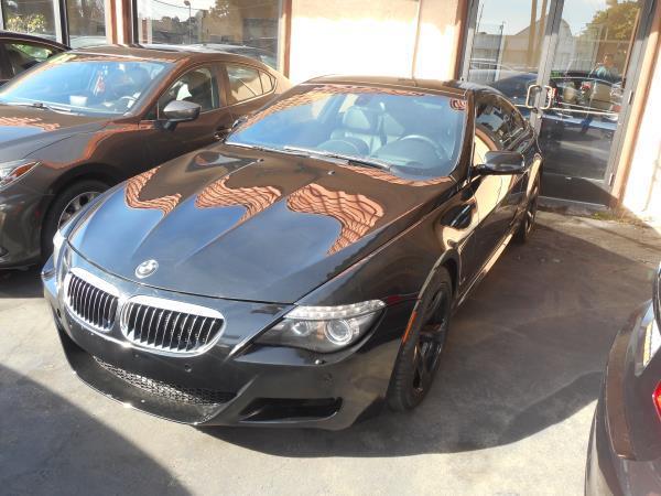 BMW SERIES European Auto Center - 2009 bmw 645