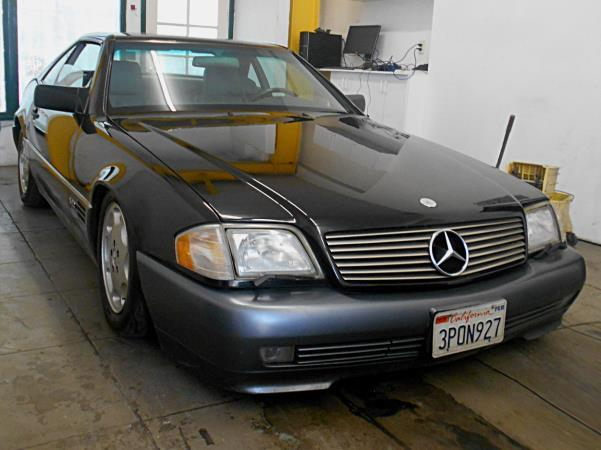 for Used mercedes benz sl600 for sale