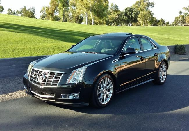 CADILLAC CTS 4 PERFORMANCE