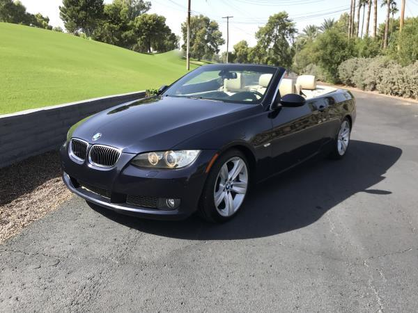 BMW SERIES I Car Connection LLC - 2009 bmw 335i convertible