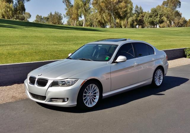 BMW 3 SERIES 335ID