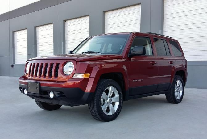JEEP PATRIOT SPORT 4X4
