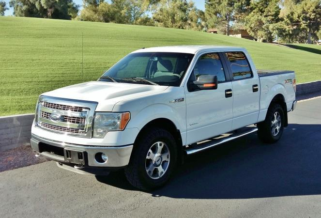 FORD F-150 ECOBOOST 4X4 XLT