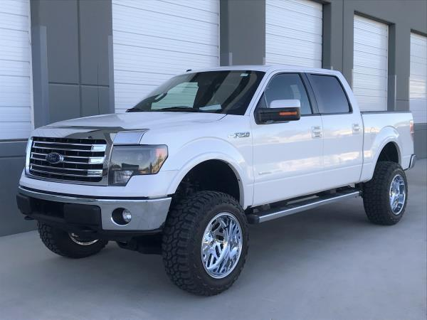 FORD F-150 ECO-BOOST 4X4 LARIAT