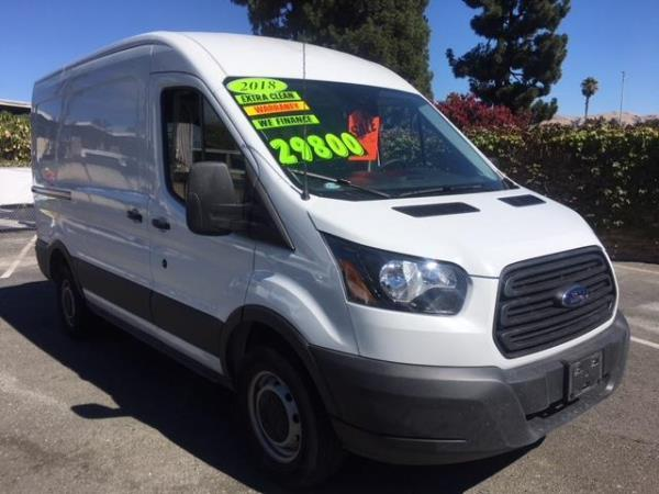 FORD TRANSIT T250 CARGO VAN MEDIUM RO BASE