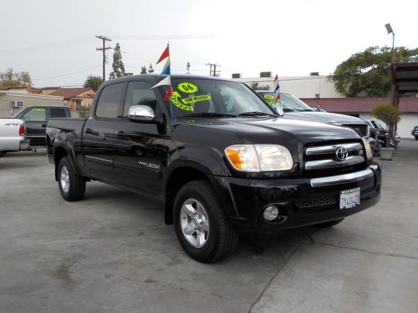 2006 TOYOTA TUNDRA blackgrey auto air conditioneramfm radioanti-lock brakescassette player