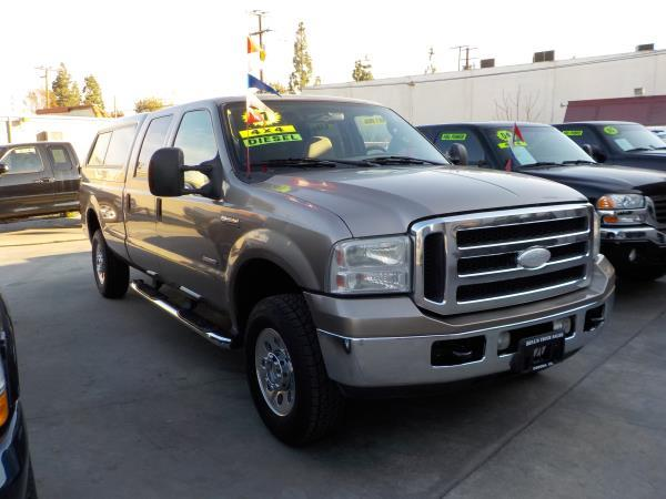 2007 Ford F-250 CREW CAB 4WD