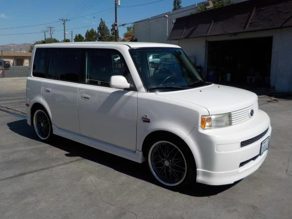 2006 SCION XB whiteblack 4 speed automatic air conditioneranti-lock brakescd playerchild-saf