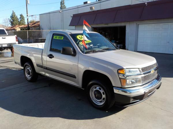 2006 CHEVROLET COLORADO silverbirchgrey 5 speed air conditioneramfm radioanti-lock brakescd