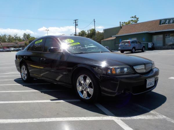 2006 LINCOLN LS blackblack automatic air conditioneralarmamfm radioanti-lock brakescd play
