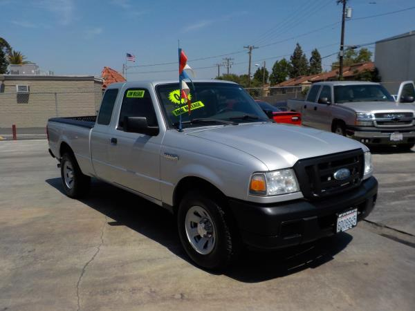 2006 FORD RANGER silverblack automatic air conditioneralarmamfm radioanti-lock brakescd pl