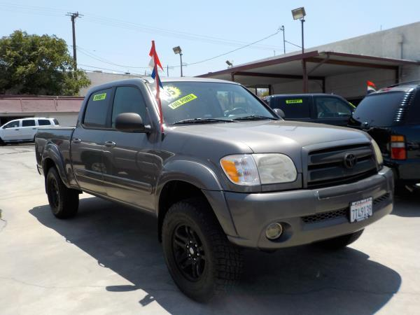 2005 TOYOTA TUNDRA charcolegrey auto air conditioneralarmamfm radioanti-lock brakescd play