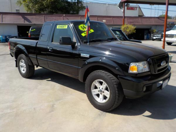 2006 FORD RANGER blackblack automatic air conditioneramfm radioanti-lock brakescd playercr