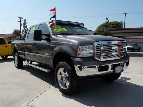2006 FORD F-350 charcolegrey  automatic air conditioneralarmamfm radioanti-lock brakescd c