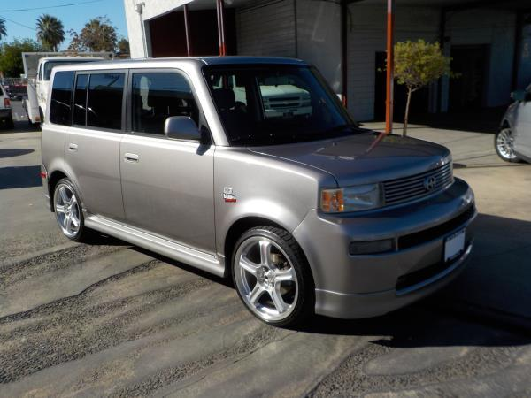 2004 SCION XB silverblack automatic air conditioneralarmamfm radioanti-lock brakescd playe