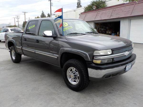 2002 CHEVROLET SILVERADO graycharcole automatic air conditioneramfm radioanti-lock brakesca