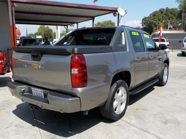 2007 CHEVROLET AVALANCHE 4WD