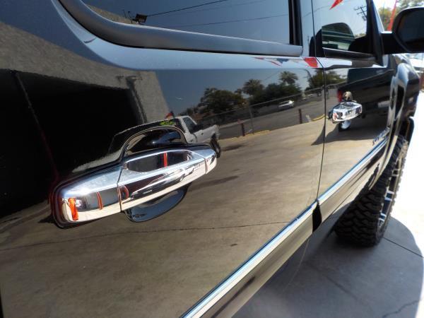 2011 CHEVROLET SILVERADO 1500 CREW