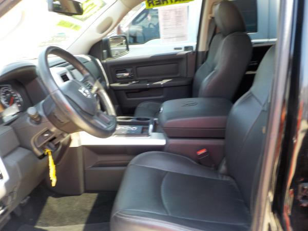 2012 RAM 1500 CREW CAB 1500 CREW CAB