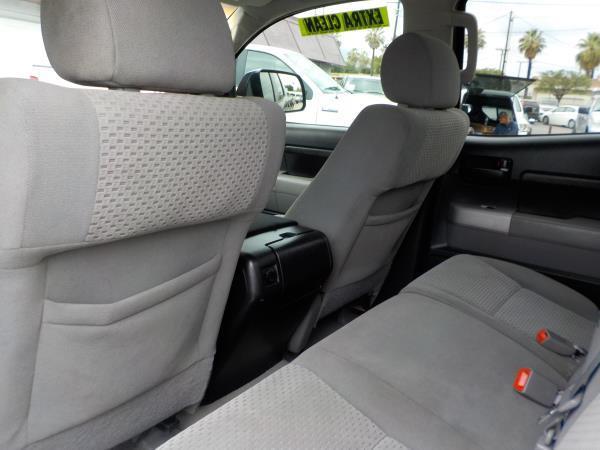 2007 TOYOTA TUNDRA CREW CAB
