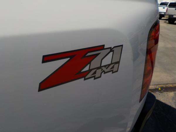2011 CHEVROLET SILVERADO 1500 X CAB