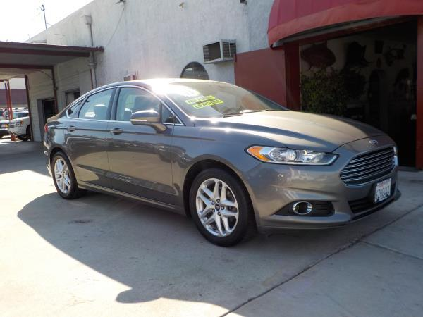2013 FORD FUSION charcoleblack auto air conditioneralarmamfm radioanti-lock brakescd playe