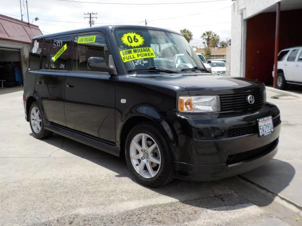 2006 SCION XB blackblack 4 speed automatic air conditioneramfm radioanti-lock brakescd play