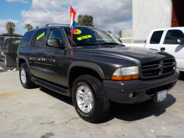 2003 DODGE DURANGO 4WD