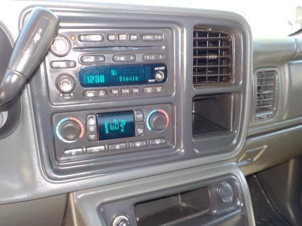 2004 CHEVROLET SILVERADO 2500HD CREW