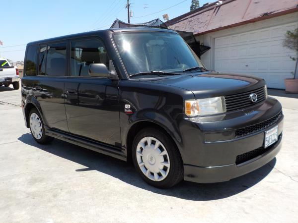 2006 SCION XB charcoleblack 4 speed automatic air conditioneramfm radioanti-lock brakescd p