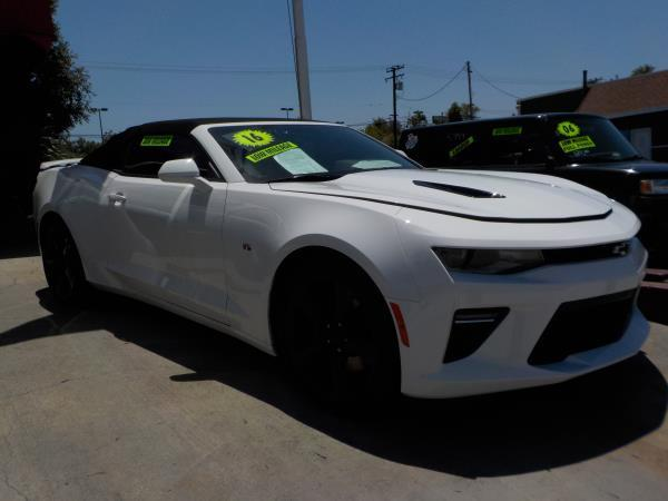 2016 CHEVROLET CAMARO 2SS whiteblackred 8 speed automatic air conditioneralarmamfm radioan