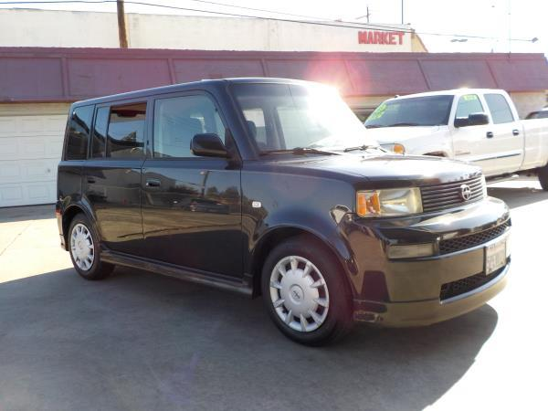 2006 SCION XB blackblk clth 4 speed automatic air conditioneramfm radioanti-lock brakescd p