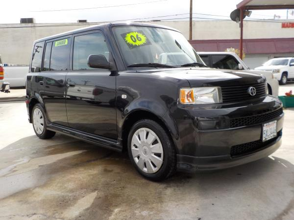 SCION XB BASE