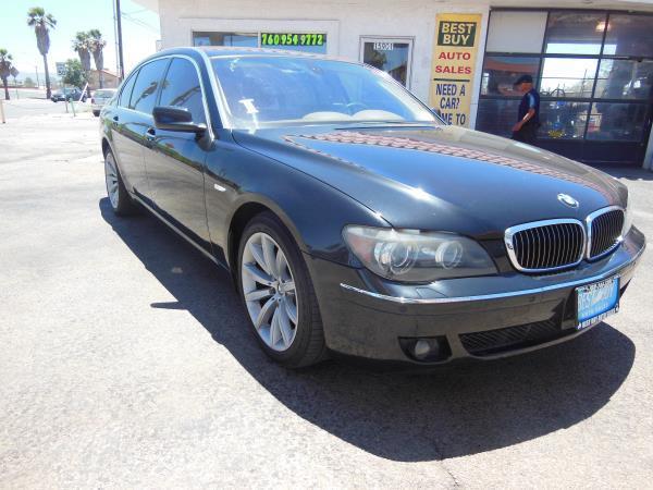 BMW 7 SERIES 750LI