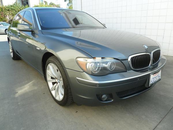 BMW 750LI 750LI