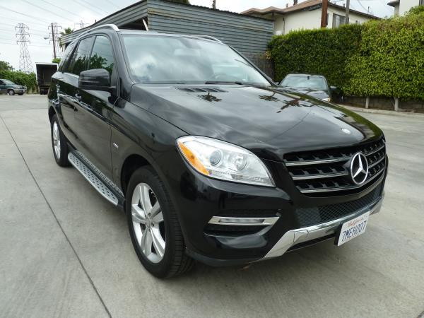 MERCEDES-BENZ ML350 ML350 4MATIC
