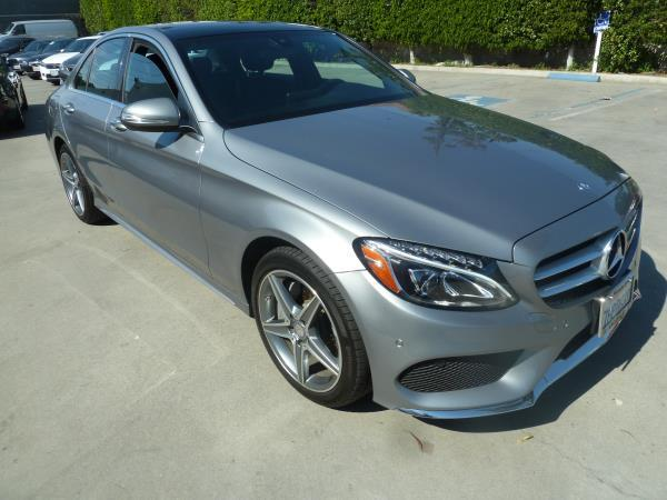 MERCEDES-BENZ C400 C400 4MATIC