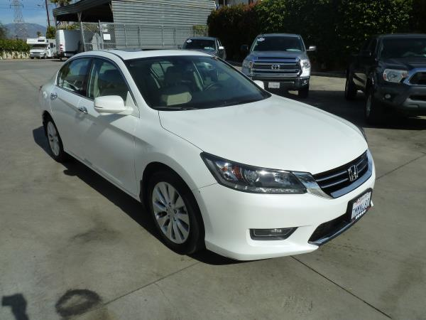 HONDA ACCORD EX-L